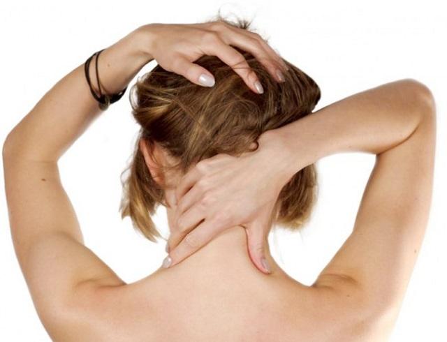 Боль в мышцах шеи сзади